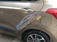 Bán ô tô Hyundai Grand i10 1.2 AT sản xuất 2017, màu vàng  giá 418 triệu tại Hà Nội