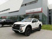 Bán ô tô Mitsubishi Triton 4x2 AT Sam sản xuất năm 2018, màu trắng, xe nhập, 726 triệu giá 726 triệu tại Nghệ An