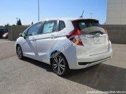 Cần bán Honda Jazz 1.5VX năm sản xuất 2018, màu xanh lam, xe nhập, giá chỉ 594 triệu giá 594 triệu tại Hà Nội