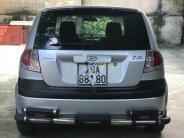 Cần bán lại xe Hyundai Getz 1.1 MT đời 2009, màu bạc, nhập khẩu nguyên chiếc, giá tốt giá 235 triệu tại Hà Nội