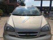 Cần bán Chevrolet Vivant CDX MT năm sản xuất 2009, màu vàng cát giá 215 triệu tại Hà Nội