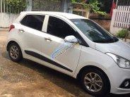 Bán ô tô Hyundai Grand i10 năm sản xuất 2015, màu trắng, nhập khẩu nguyên chiếc giá 362 triệu tại Thái Nguyên