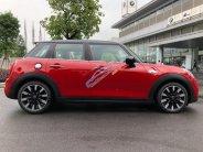 Cần bán xe Mini Cooper S 5Dr năm 2018, màu đỏ, mới 100% giá 1 tỷ 899 tr tại Hà Nội