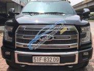 Bán xe Ford F 150 Platinum  AT sản xuất 2015, màu đen, nhập khẩu giá 2 tỷ 850 tr tại Hà Nội