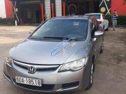 Bán Honda Civic đời 2008, màu bạc giá 345 triệu tại Bình Phước