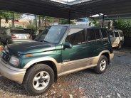 Bán Suzuki Vitara 1.6MT sản xuất 2005, màu xanh lục giá 167 triệu tại Tp.HCM