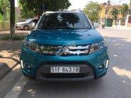 Cần bán Suzuki Vitara 1.6AT năm sản xuất 2016, màu xanh lam, xe nhập giá 665 triệu tại Hà Nội