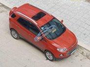 Bán Ford EcoSport Titanium sản xuất năm 2015, màu đỏ giá 460 triệu tại Tp.HCM