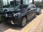 Bán Mercedes GLS 400 năm sản xuất 2018, màu đen sang trọng giá 4 tỷ 529 tr tại Tp.HCM