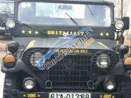 Bán Jeep A2 đời 1980, nhập khẩu nguyên chiếc chính chủ, biển số sinh tài lộc phát giá 195 triệu tại Bến Tre
