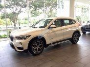 Bán xe BMW X1 sDriver18i đời 2018, màu trắng, nhập khẩu giá 1 tỷ 829 tr tại Tp.HCM