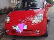 Cần bán Chevrolet Spark Lite 0.8 MT năm sản xuất 2011, màu đỏ xe gia đình, giá tốt giá 180 triệu tại Tiền Giang