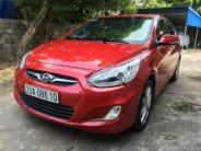 Bán Hyundai Accent 1.4 AT 2014, màu đỏ, xe nhập số tự động giá 450 triệu tại Thái Nguyên