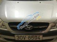 Bán Hyundai Getz 1.1 MT sản xuất năm 2009, màu bạc  giá 260 triệu tại Hà Nội