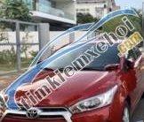 Bán ô tô Toyota Yaris sản xuất năm 2017, màu đỏ chính chủ, giá 760tr giá 760 triệu tại Đà Nẵng