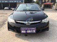 Bán ô tô Honda Civic đời 2008, màu đen ít sử dụng, giá 285tr giá 285 triệu tại Hải Dương