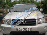 Cần bán xe Toyota Highlander 2.4L. đời 2005, màu bạc, giá chỉ 500 triệu giá 500 triệu tại Vĩnh Long