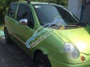 Bán xe Daewoo Matiz SE sản xuất 2004, màu xanh lục xe gia đình giá 99 triệu tại Tây Ninh
