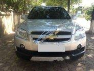 Cần bán xe Chevrolet Captiva LT sản xuất 2008, màu bạc xe gia đình, giá 298tr giá 298 triệu tại Tp.HCM