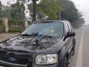 Cần bán xe Ford Escape 3.0 V6 sản xuất 2004, màu đen, giá tốt giá 195 triệu tại Hà Nội