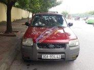 Bán Ford Escape 3.0 XLT 4X4 đời 2002, màu đỏ số tự động giá 160 triệu tại Hà Nội