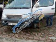 Cần bán Toyota Hiace đời 2005, màu bạc, xe nguyên zin giá 162 triệu tại Hà Nội