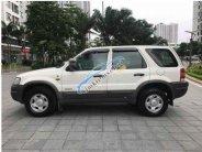 Bán xe Ford Escape XLT AT 3.0 2 cầu điện 4x4, Đk 2003, màu trắng giá 158 triệu tại Hà Nội
