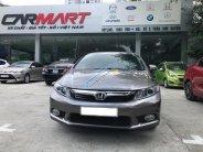 Bán Honda Civic 2.0 AT đời 2014, màu xám (ghi), giá 615tr giá 615 triệu tại Hà Nội