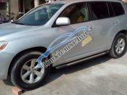 Bán Toyota Highlander 2007, màu bạc, xe nhập, giá chỉ 725 triệu giá 725 triệu tại Đồng Nai