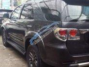 Bán Toyota Fortuner sản xuất năm 2012, màu đen, 657tr giá 657 triệu tại Đà Nẵng