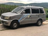 Cần bán gấp Mitsubishi Jolie đời 2002, màu bạc số sàn, giá 110tr giá 110 triệu tại Hà Nội