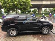 Cần bán Toyota Fortuner đời 2013, màu đen, giá chỉ 726 triệu giá 726 triệu tại Hà Nội