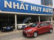 Bán Toyota Yaris E 1.3AT sản xuất 2015, màu đỏ, xe nhập, giá tốt giá 530 triệu tại Hà Nội