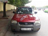 Cần bán gấp Ford Escape 3.0 V6 4x4 AT năm 2002, màu đỏ, xe nhập chính chủ giá 165 triệu tại Hà Nội