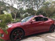Bán xe Hyundai Genesis 2009, màu đỏ, nhập khẩu Hàn Quốc chính chủ giá 520 triệu tại Tp.HCM