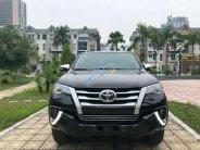 Bán xe Toyota Fortuner đời 2017 máy dầu, số sàn, màu đen giá 1 tỷ 35 tr tại Hà Nội