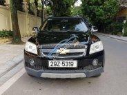 Bán ô tô Chevrolet Captiva LT đời 2008, màu đen  giá 290 triệu tại Hà Nội