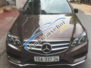 Bán xe Mercedes E250 đời 2015, màu nâu còn mới giá 1 tỷ 520 tr tại Hải Phòng
