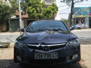 Bán Honda Civic 1.8 MT đời 2007, màu xanh lam  giá 290 triệu tại Hà Nội