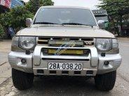 Bán xe Mitsubishi Pajero đời 2005 màu ghi vàng, 250 triệu nhập khẩu nguyên chiếc giá 250 triệu tại Vĩnh Phúc
