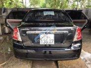 Cần bán xe Daewoo Lacetti EX năm sản xuất 2011, màu đen, chính chủ từ đầu giá 235 triệu tại Hà Nội