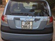 Cần bán xe Hyundai Getz 1.1 MT sản xuất 2010, màu xanh lam, xe nhập  giá 212 triệu tại Hà Nội