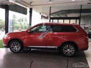 Cần bán xe Mitsubishi Outlander AT đời 2016, màu đỏ  giá 870 triệu tại Hà Nội