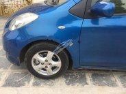 Bán xe cũ Toyota Yaris 1.3AT sản xuất năm 2009, màu xanh lam, xe nhập giá 379 triệu tại Hà Nội