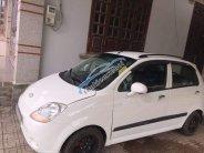 Cần bán Chevrolet Spark MT năm 2009, màu trắng, xe đẹp. giá 135 triệu tại Bình Dương