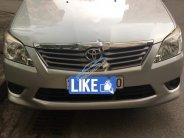 Cần bán lại xe Toyota Innova năm sản xuất 2012, màu bạc  giá 505 triệu tại Hà Nội