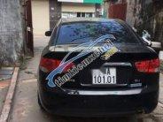 Cần bán gấp Kia Forte Sli 2010, màu đen giá 390 triệu tại Hà Nội