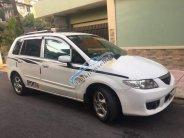 Cần bán lại xe Mazda Premacy AT 2003, màu trắng, 7 chỗ giá 225 triệu tại Tp.HCM