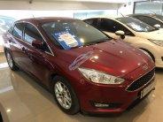 Bán xe Ford Focus 1.5L Ecoboost năm sản xuất 2017, màu đỏ, giá chỉ 575 triệu giá 580 triệu tại Tp.HCM