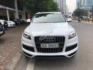 Cần bán gấp Audi Q7 2014, màu trắng, nhập khẩu nguyên chiếc giá 2 tỷ 50 tr tại Hà Nội